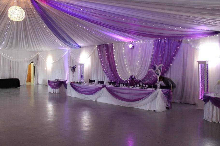 Lea Draping, Decor, Event Equipment